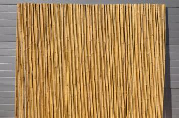 Bambusový plot 2x1,8 m, 18-20 mm natural Axin Trading s.r.o. 5708