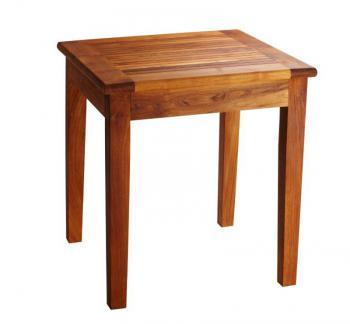 Teakový zahradní stůl DANTE, 70x70cm FaKOPA 11044