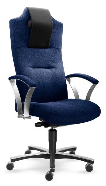 Zátěžové křeslo MYCRONOS v modročerné barvě Mayer 2498A_24001