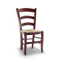 Jídelní a kuchyňská židle CONTADINA 14P, sedák výplet, buk