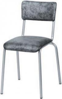 Jídelní a kuchyňská židle ADAM - čalouněná