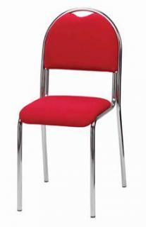 Jídelní a kuchyňská židle SENTA - čalouněná