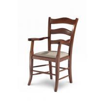 Jídelní a kuchyňská židle MONTANARA CAPOTAVOLA 210, čalouněná, buk