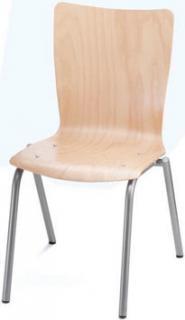 Jídelní a kuchyňská židle SIMONA - dřevěná