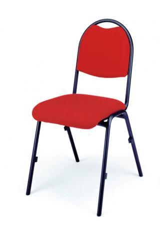 Jednací a konferenční  židle BRENDA  - čalouněná
