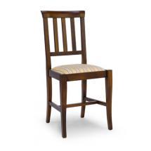 Jídelní a kuchyňská židle VANESSA 110, čalouněná, vsazený sedák, buk
