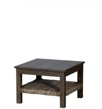 Konferenční stolek, masiv mango, 40x58x58 cm HD NABYTEK A20030
