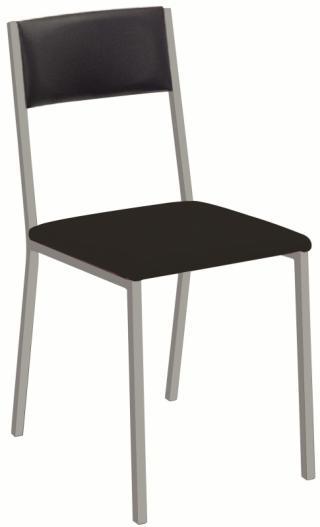 Jídelní a kuchyňská židle PACO - čalouněná
