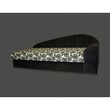 Pohovka (otoman) s úložným prostorem VENDY 90x222cm