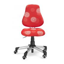 Rostoucí dětská židle ACTIKID s potahem z látky