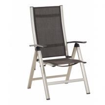 Zahradní židle - křeslo polohovací ATLANTIS