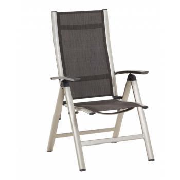 Zahradní židle - křeslo polohovací ATLANTIS Doppler 259AT01011