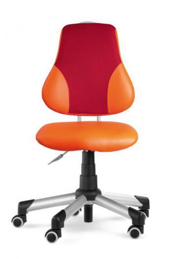 Rostoucí dětská židle ACTIKID v kombinaci barev oranžová a červená Mayer 2428_10_ECO