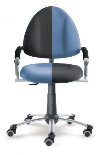 Rostoucí dětská židle FREAKY s modro-černým čalouněním Mayer 2436_08_462