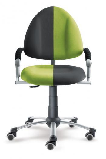 Rostoucí dětská židle FREAKY se zeleno-černým čalouněním Mayer 2436_08_463