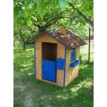 Dětský dřevěný domek , borovice