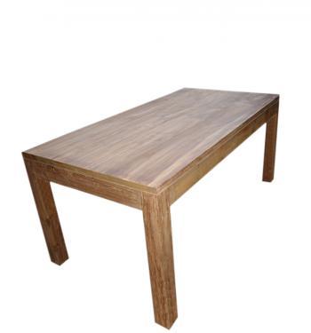 Jídelní stůl, masiv teak, 75x120x80cm HD NABYTEK A20121