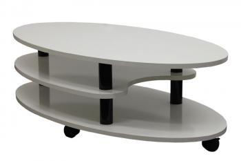 Konferenční stůl ERICH, ovál Bradop K211