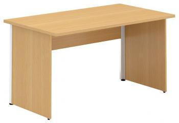 Kancelářský stůl OfficePlus A 800x1400mm ALFA ŘÍČANY 7010102