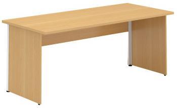 Kancelářský stůl OfficePlus A 800x1800mm ALFA ŘÍČANY 7010104