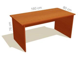 Kancelářský stůl STABIL, 160x80cm