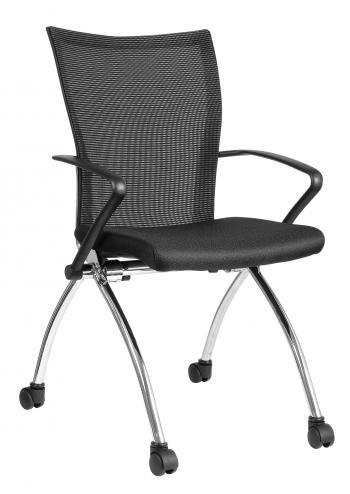 Konferenční židle na kolečkách ERGOSIT Antares