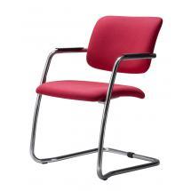 Jednací čalouněná židle včetně područek 2180/S MAGIX