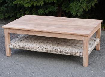 Konferenční stolek, masiv mango, 40x111,5x67 cm HD NABYTEK A20041
