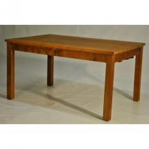 Teakový zahradní stůl GIOVANNI, rozkládací, 100x150/210cm