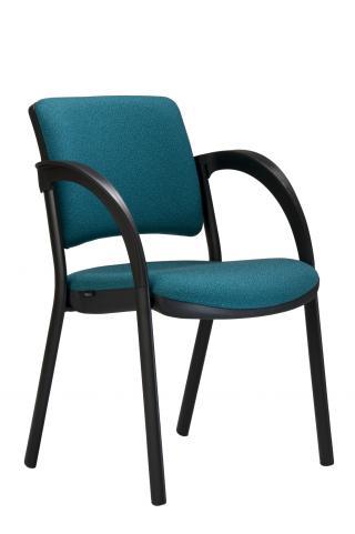 Jednací židle s područkami 2040 N SIGNO