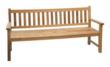 Teaková zahradní lavice WINE 180 Zahradní nábytek s.r.o. CTM040506-06