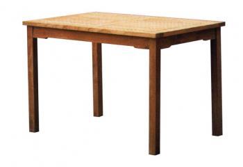 Zahradní teakový stůl WINNER 130, 130x90 cm Zahradní nábytek s.r.o. CTM020506-09