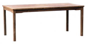 Zahradní teakový stůl WINNER 200, 200x90 cm Zahradní nábytek s.r.o. CTM020506-10