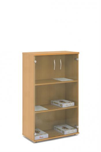 Kancelářská skříň STABIL, 74x37,2x119,6cm LENZA SC44