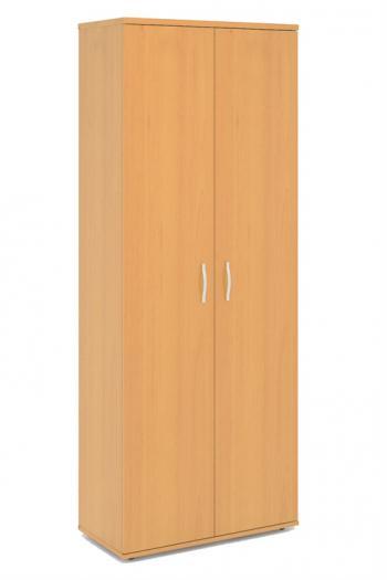 Kancelářská skříň šatní STABIL, 74x58x190cm LENZA SC21/1