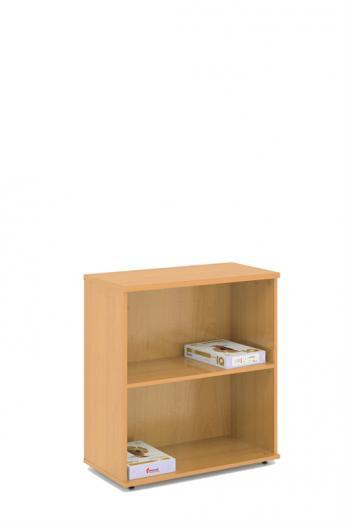 Kancelářská skříň - police STABIL, 74x37,2x80cm LENZA SC53