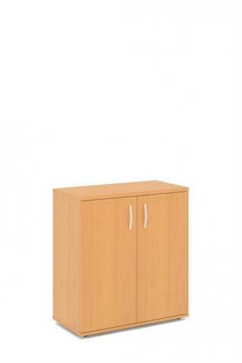 Kancelářská skříň STABIL, 74x37,2x80cm LENZA SC53+DSC52