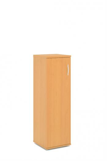 Kancelářská skříň STABIL, 37,2x37,2x119,6cm LENZA SC43-04+DSC42-04