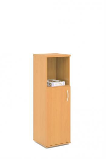 Kancelářská skříň STABIL, 37,2x37,2x119,6cm LENZA SC43-04+DSC52-04