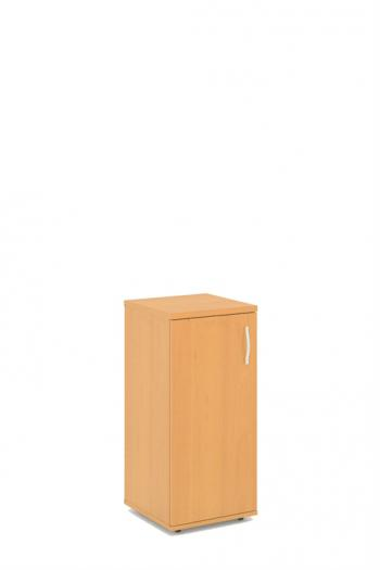 Kancelářská skříň STABIL, 37,2x37,2x80cm LENZA SC53-04+DSC52-04