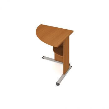 Kancelářský přídavný stůl PROXY, PP 902 L, 80x75,5x80cm HOBIS PP 902 L