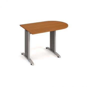 Kancelářský přídavný stůl FLEX, FP 1200 1, 120x75,5x80cm HOBIS FP 1200 1