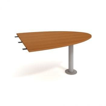 Kancelářský přídavný stůl FLEX, FP 1500 2, 150x75,5x110cm HOBIS FP 1500 2