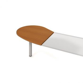 Kancelářský přídavný stůl FLEX, FP 20 L, 98x75,5x103cm HOBIS FP 20 L
