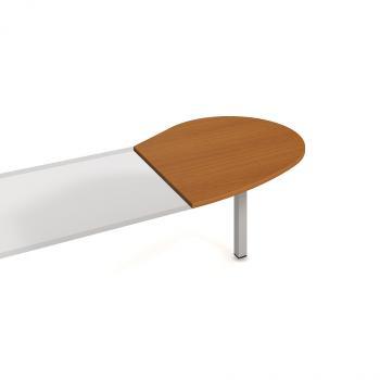 Kancelářský přídavný stůl FLEX, FP 20 P, 98x75,5x103cm HOBIS FP 20 P