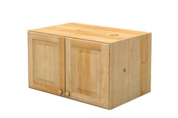 Nádstavec šatní skříně dvojdveřový Bradop B022