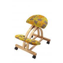 Klekací židle JULIE 103920, kůže