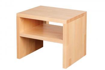 Noční stolek OSKAR, buk Bradop L015