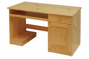 Psací stůl smrk,dvířka+1zásuvka Bradop B742