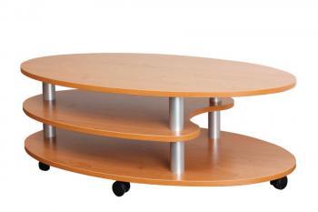 Konferenční stůl EUGEN, ovál Bradop K221